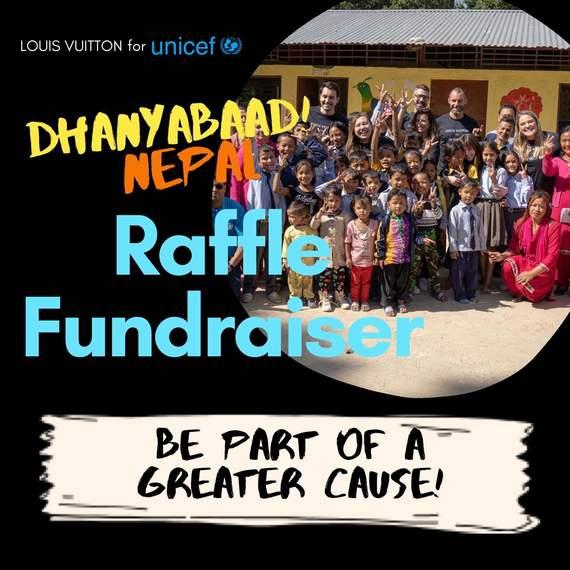 Dhanyabaad! Nepal Raffle Fundraiser