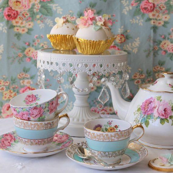 Interns Tea Party